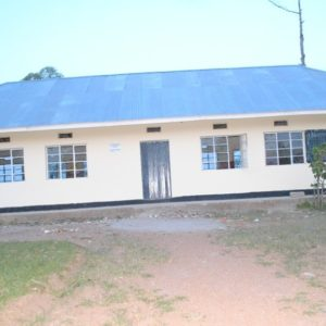 Renovation of a Classroom Block for a Government School